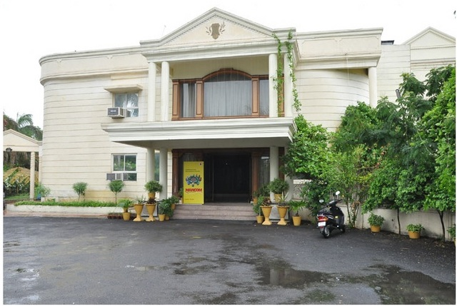 The Mark Hotel and Club Bhopal
