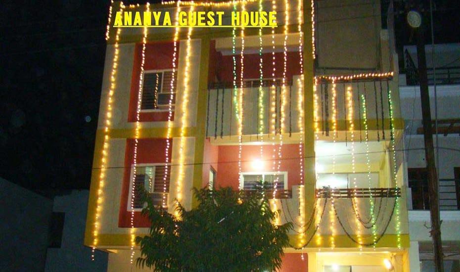 Ananya Guest House Bhopal Rooms Rates Photos Reviews